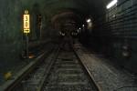 Tunnelbanaetunnel vid Kungsträdgården. Foto: Joche.se
