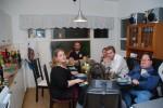 Nanna, Viktor, Anna-Karin, David, Steve